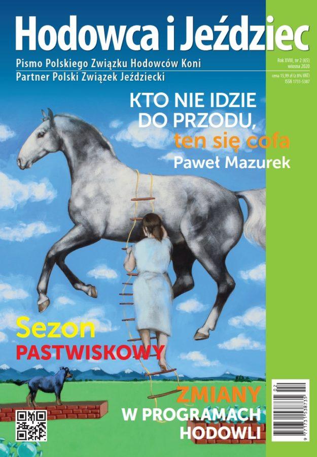 Hodowca i Jeździec nr 65 | Wiosna 2020, Rok XVIII Nr 2