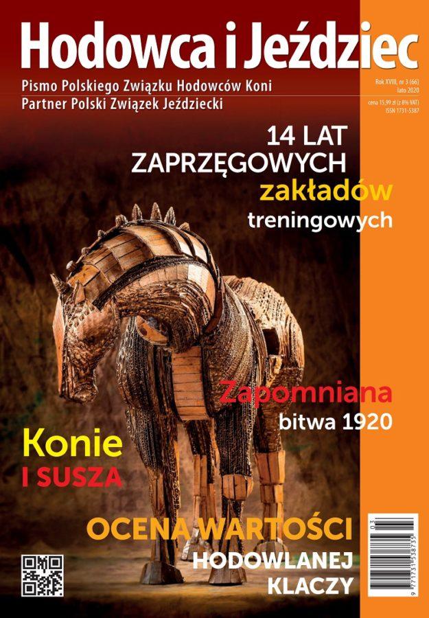 Hodowca iJeździec nr66 | Lato 2020, Rok XVIII Nr3