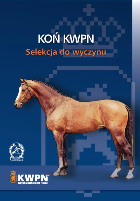 """Książka """"Koń KWPN"""""""
