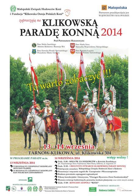 Klikowska_Parada_Konna-2014