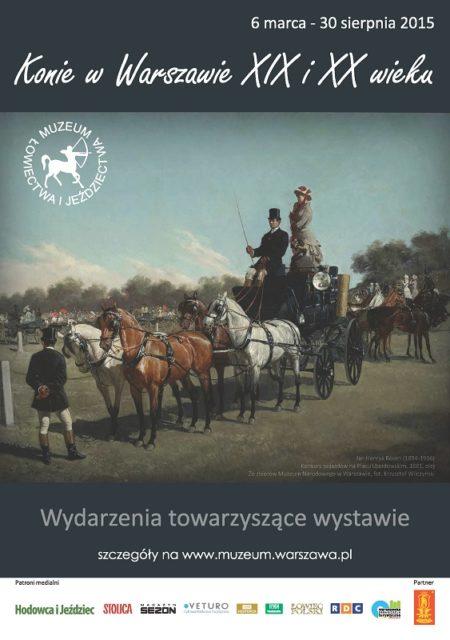 MLiJ-Konie_w_Warszawie-plakat