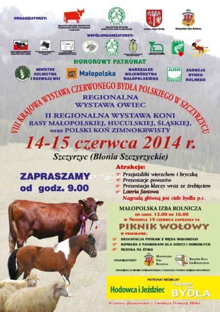 Szczyrzyc_2014_06_14-plakat