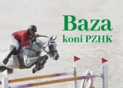 """Baza koni PZHK – """"Serwis rodowodowy"""""""