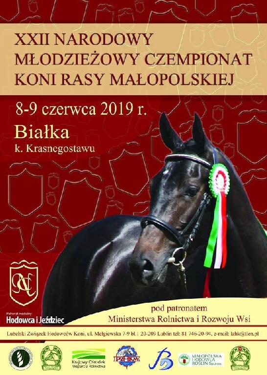 XXII Narodowy Młodzieżowy Czempionat Koni Małopolskich