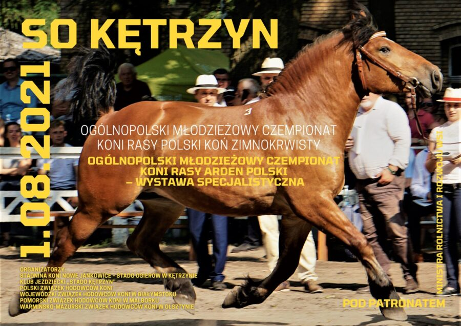 Plakat Kętrzyn 2021