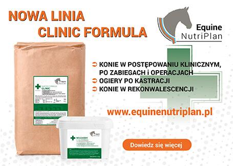 Equine NutriPlan - Clinic Formula