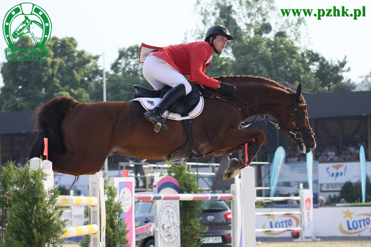 Felix Hassmann GER - HORSE GYM'S BALZACI