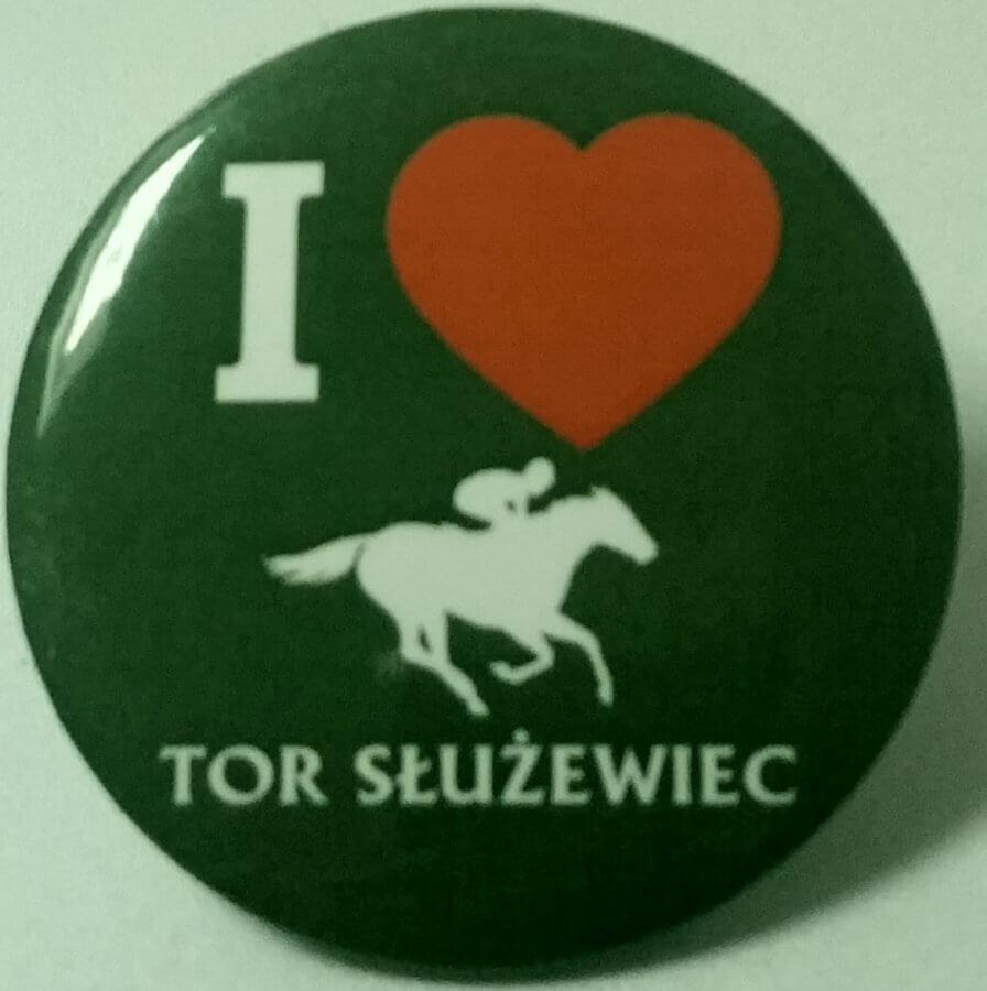 I love Tor Służewiec