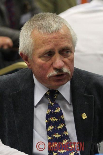 prof. drhab. Zbigniew Jaworski