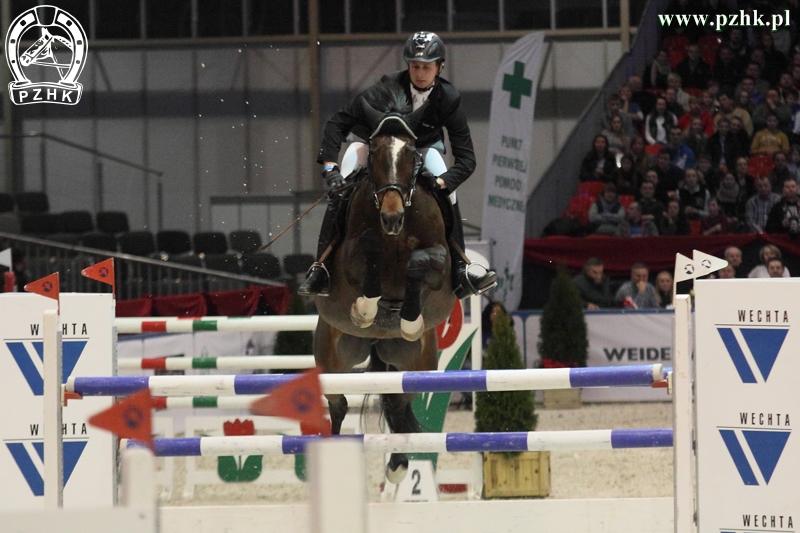 Felix Hassmann - HORSE GYM'S KIRA