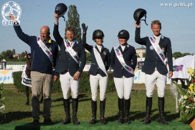 Zwycięska drużyna SWE