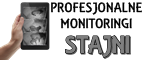 Monitoring stajni