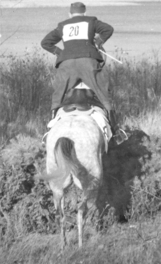 Rozczynialski, koń Ariol (Front), MP WKKW 1956