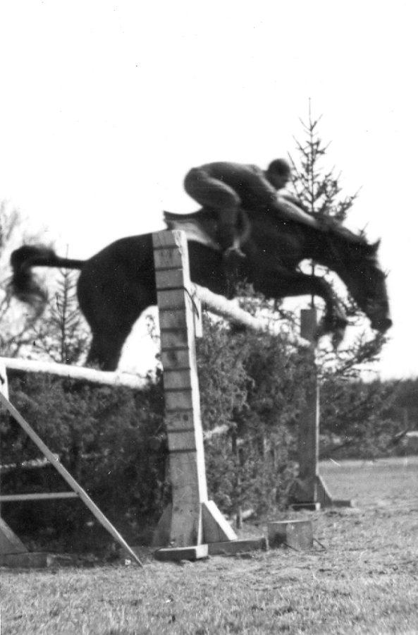 Praca treningowa, SO Sieraków 1954