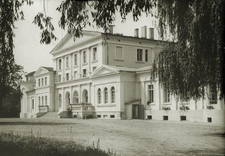 Zabytkowy pałac
