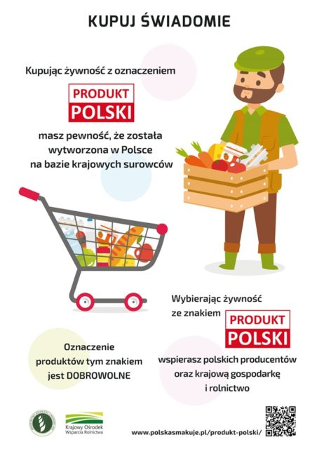 Kupuj świadomie - produkt polski