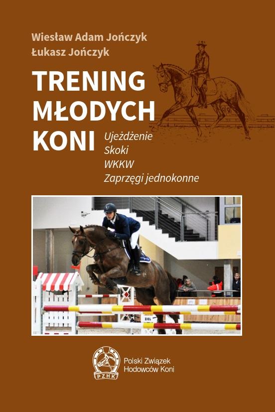 "Książka ""Trening młodych koni"""